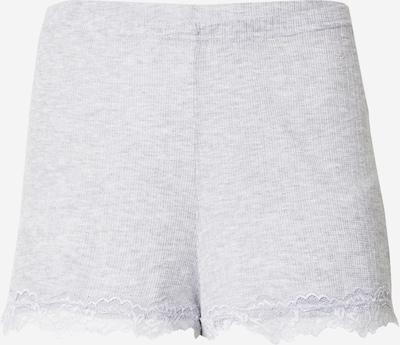 LingaDore Pantalon de pyjama en gris, Vue avec produit