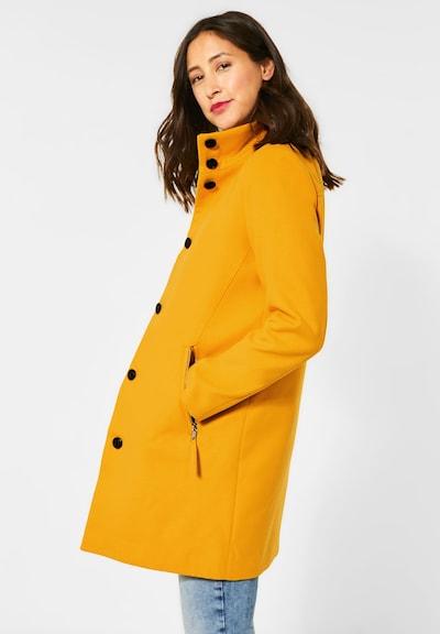 STREET ONE Přechodný kabát - hořčicová, Model/ka