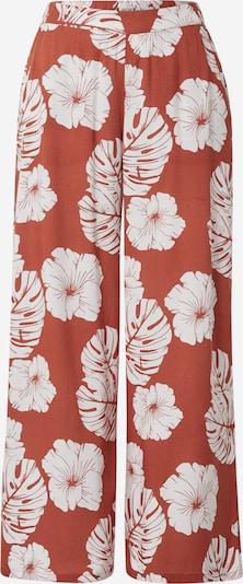 ROXY Bukser 'MIDNIGHT AVENUE' i rød / hvid, Produktvisning
