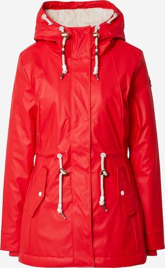 Ragwear Parka 'Monadis' in rot, Produktansicht
