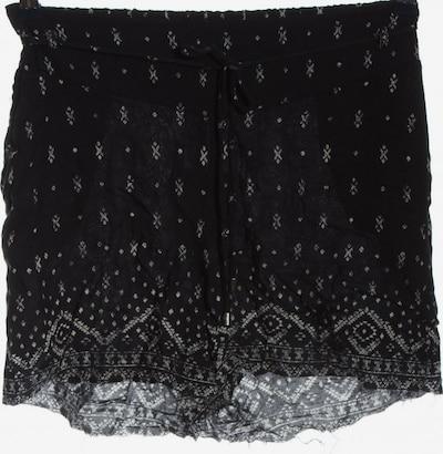 LC WAIKIKI High-Waist-Shorts in M in hellgrau / schwarz, Produktansicht