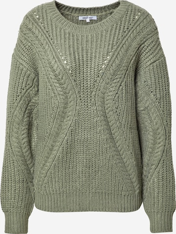 Pull-over 'Cyra' ABOUT YOU en vert