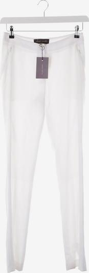 Talbot Runhof Hose in XS in weiß, Produktansicht