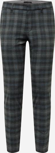 DRYKORN Chino hlače 'SIGHT' u plava / žuta / siva / antracit siva, Pregled proizvoda