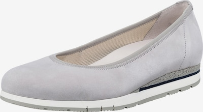 GABOR Ballet Flats in Light grey, Item view