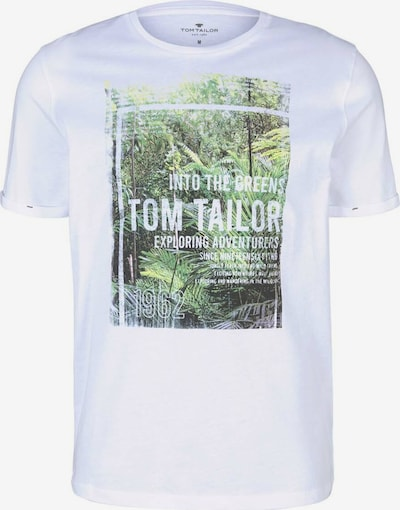TOM TAILOR T-Shirt in mischfarben, Produktansicht