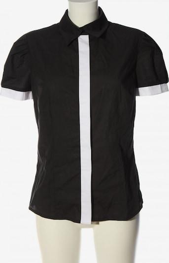 NIFE Kurzarmhemd in L in schwarz / weiß, Produktansicht