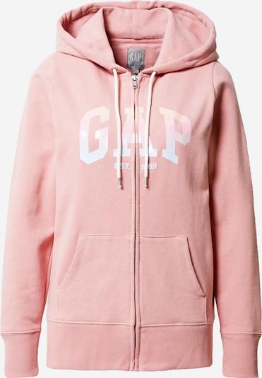 rózsaszín / fehér GAP Tréning dzseki 'SHINE', Termék nézet