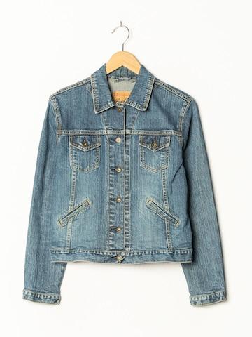 LEVI'S Jacket & Coat in S in Blue