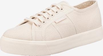 Sneaker low 'Cotu' de la SUPERGA pe bej