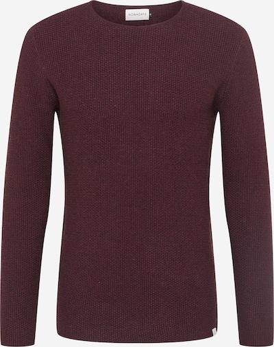 NOWADAYS Pullover in weinrot, Produktansicht