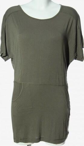 Hüftgold Stretchkleid in M in Grün