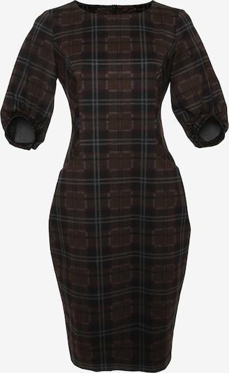 Madam-T Kleid 'AGARATA' in mischfarben, Produktansicht