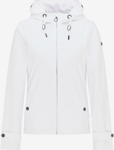 DreiMaster Maritim Jacke in weiß, Produktansicht