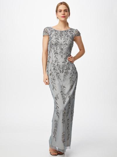 Adrianna Papell Kleid in dunkelgrau, Modelansicht