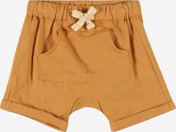 Pantaloni 'Holme' di Hust & Claire in giallo