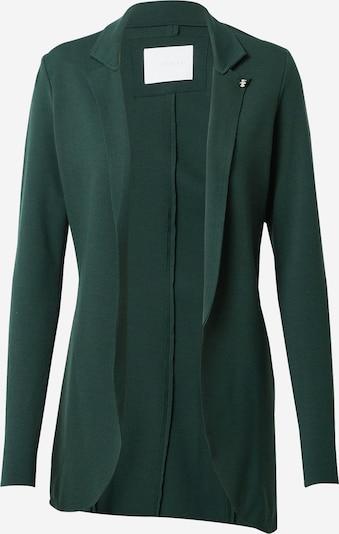 Rich & Royal Blazer en vert, Vue avec produit