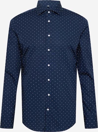 SEIDENSTICKER Hemd 'Spread' in navy / weiß, Produktansicht