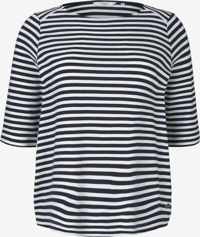 MY TRUE ME Sweatshirt in schwarz / weiß, Produktansicht