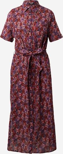 FRNCH PARIS Blousejurk in de kleur Lila / Rosa / Rood / Zwart, Productweergave