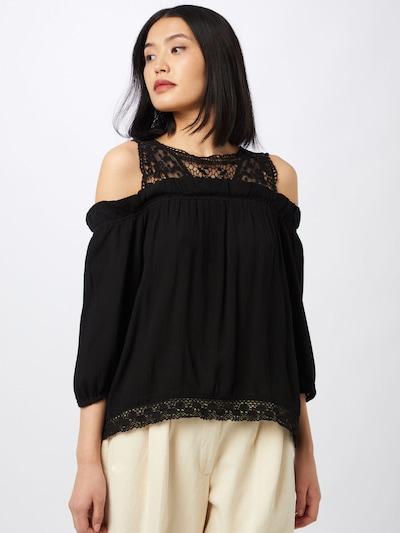 Eight2Nine Bluse in schwarz, Modelansicht