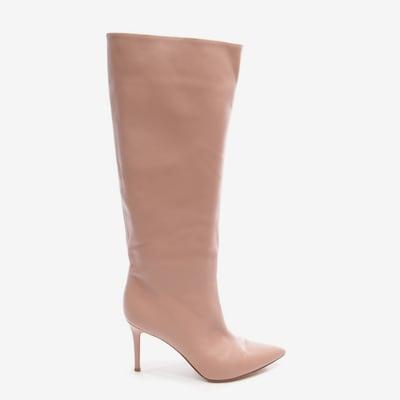 Gianvito Rossi Stiefel in 38 in rosa, Produktansicht