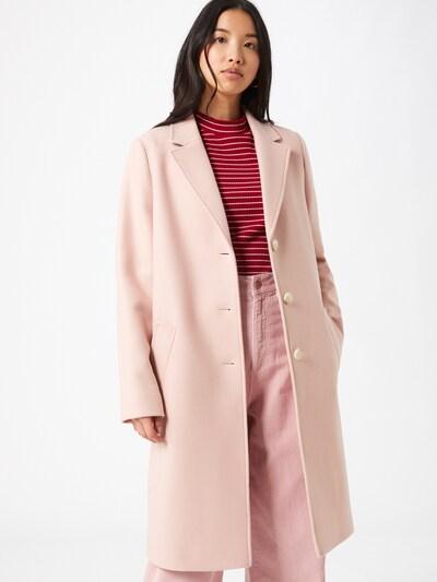 Palton de primăvară-toamnă 'C_Coluise' BOSS pe roz, Vizualizare model