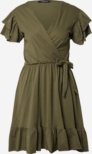 Trendyol Robe en kaki, Vue avec produit