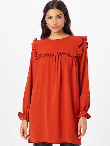 Camicia da donna di Trendyol in arancione