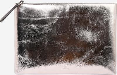 AllSaints Clutch 'Bettina' in de kleur Zilver, Productweergave