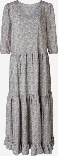 YAYA Oversized Dress in Grey / Dark grey, Item view
