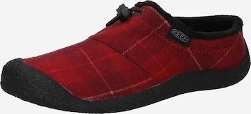 Scarpa bassa 'HOWSER III' di KEEN in rosso