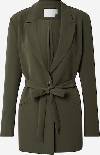 Guido Maria Kretschmer Collection Blazer 'Franja' in khaki: Frontalansicht