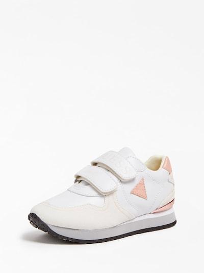GUESS KIDS Sneaker 'RUNNER TESSA LOGO' in rosa / weiß, Produktansicht