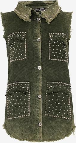 CIPO & BAXX Vest in Green