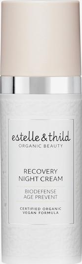 estelle & thild Gesichtscreme 'Recovery' in weiß, Produktansicht