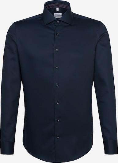 SEIDENSTICKER Zakelijk overhemd in de kleur Nachtblauw, Productweergave