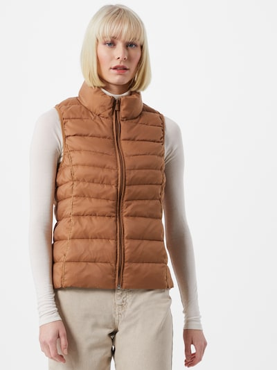 ONLY Vest 'NEWCLAIRE' in Light brown, View model