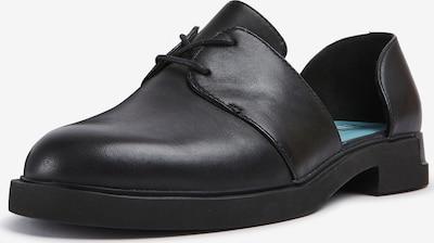 CAMPER Mokassin 'Twins' in schwarz, Produktansicht