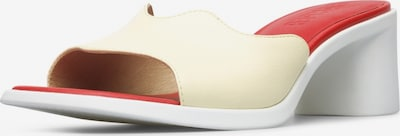 CAMPER Schuh in hellgelb, Produktansicht