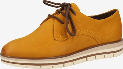MARCO TOZZI Šnurovacie topánky - oranžová, Produkt