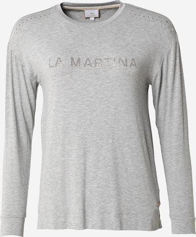 La Martina Camiseta en gris, Vista del producto