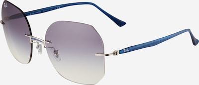 Ochelari de soare '0RB8067' Ray-Ban pe albastru deschis / argintiu, Vizualizare produs