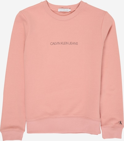 Calvin Klein Jeans Jaka ar kapuci rozā, Preces skats
