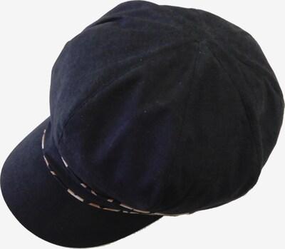 Chaplino Ballonmütze in schwarz, Produktansicht