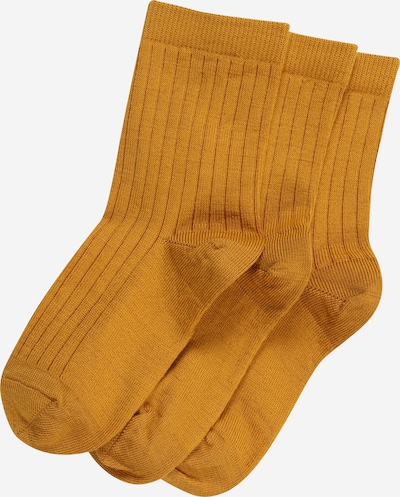 mp Denmark Socks in gold yellow, Item view