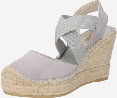Sandale 'ANTI' Vidorreta pe maro cămilă / gri deschis, Vizualizare produs