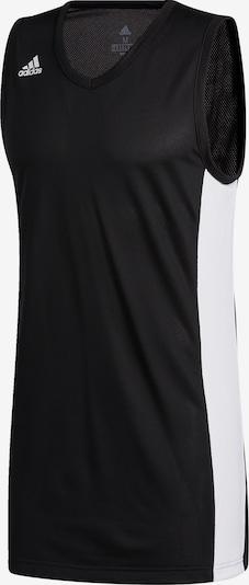 ADIDAS PERFORMANCE Trikot in schwarz / weiß, Produktansicht