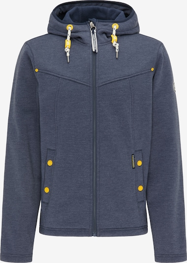 Schmuddelwedda Functionele jas in de kleur Blauw, Productweergave