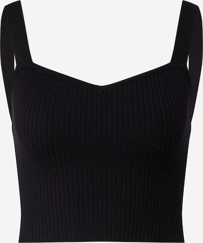 EDITED Top 'Hana' in schwarz, Produktansicht